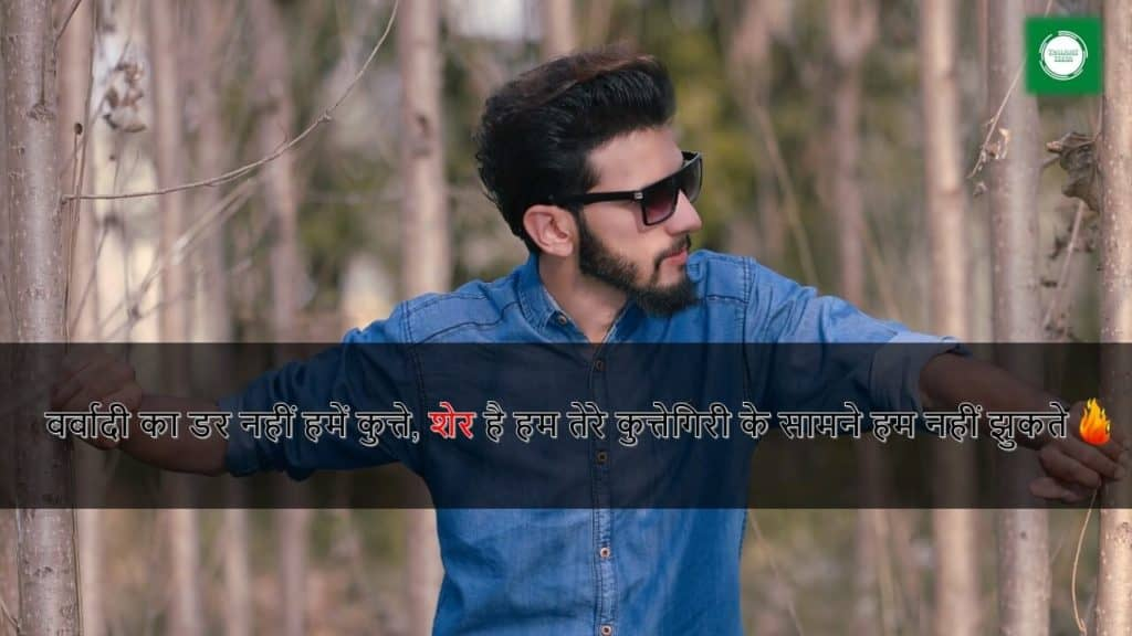 cool status for boys in hindi