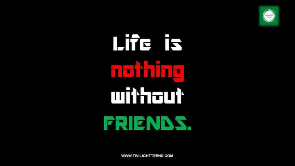 best friendship status image to download