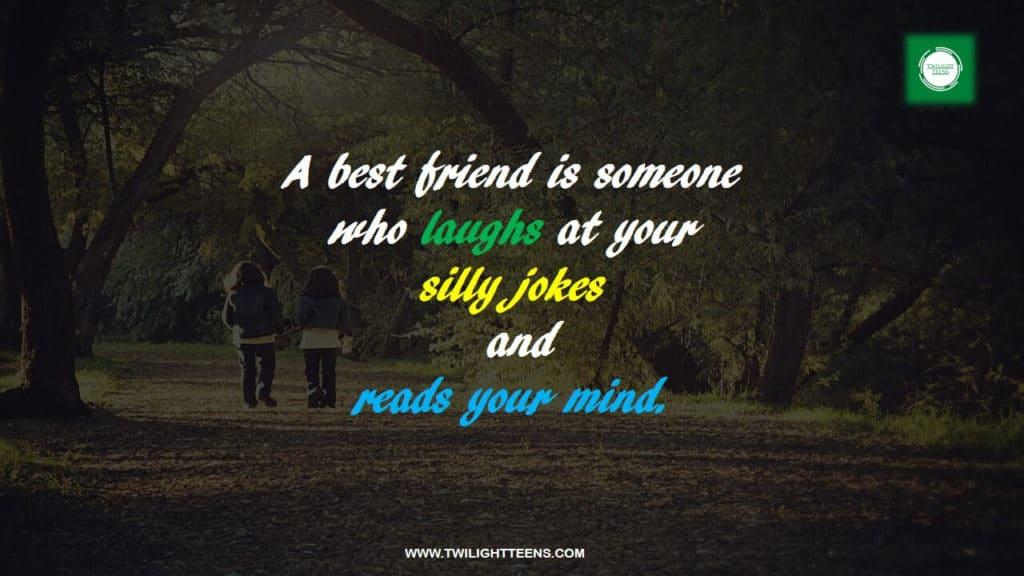 friendship status for best friend
