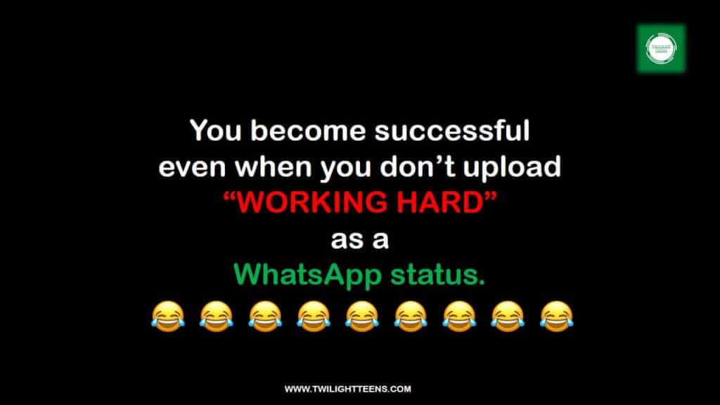 funny status motivation
