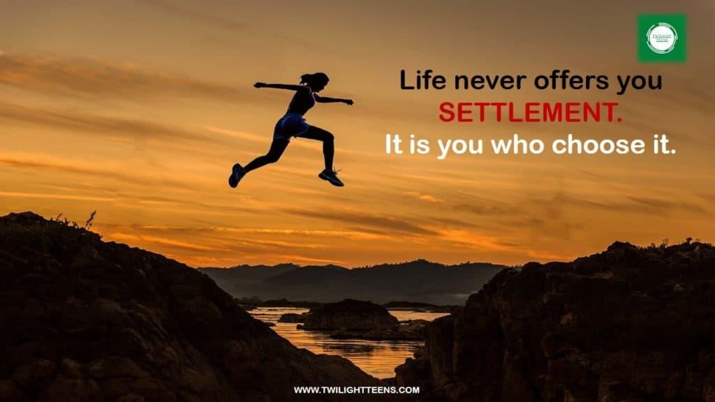 life whatsapp status image on motivation