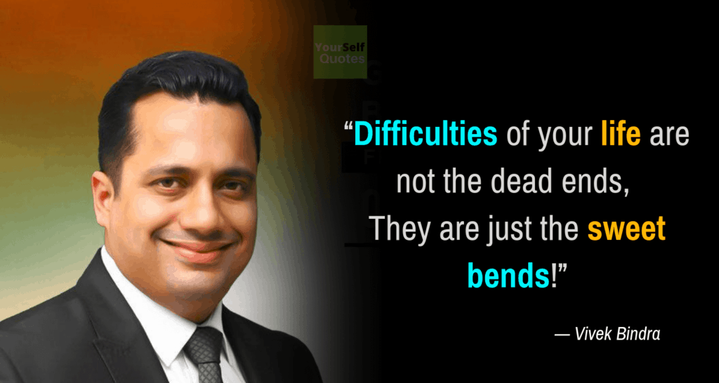 Quotes by Vivek Bindra