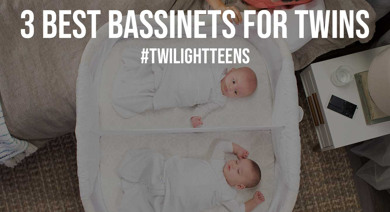 3 Best Bassinets for Twins