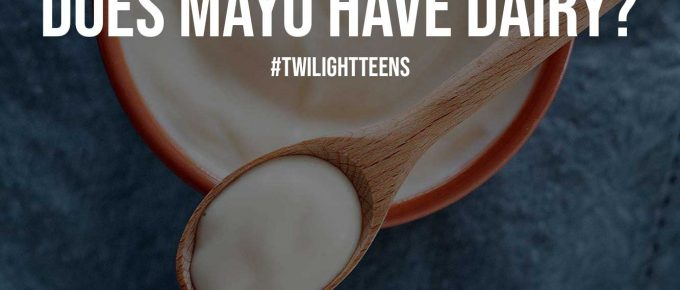 Does Mayo Have Dairy